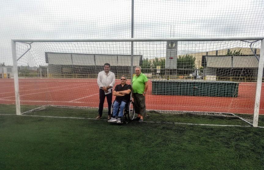 L'ACEA es presenta amb un torneig de futbol 7 aRubí