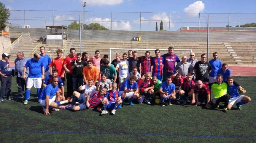 Èxit del torneig de futbol 7 en la presentació de l'ACEA aRubí